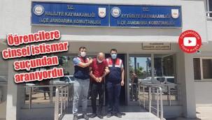 Hapis cezası bulunan eski öğretmen yakalandı