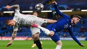 İkinci finalist Chelsea