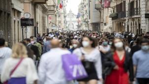 İtalya'nın günlük vaka sayısında rekor düşüş