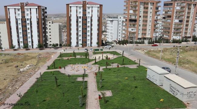 Karaköprü'ye yeni bir park kazandırılıyor