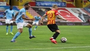 Kayserispor, Gaziantep maçı berabere