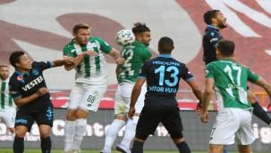 Konyaspor: 1 - Trabzonspor: 1