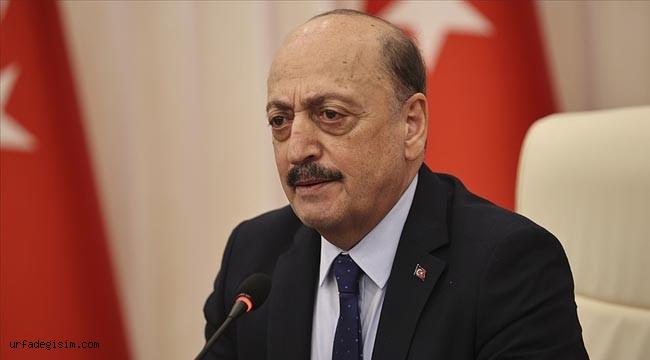 """""""Ölümlü iş kazası oranı yüzde 41 azalmıştır"""""""