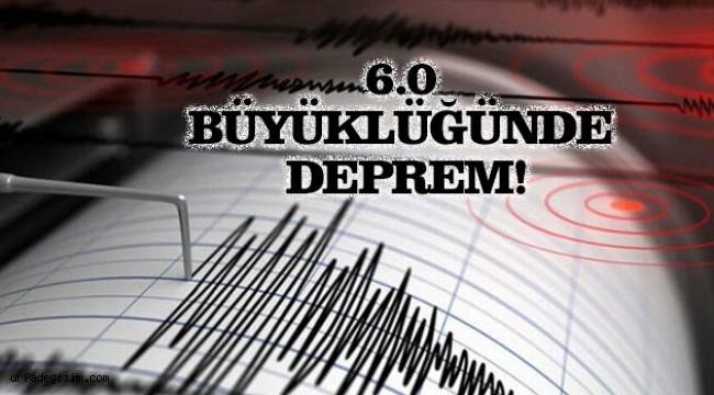 Panama'da deprem!