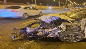 Şanlıurfa'da trafik kazası; 2 yaralı