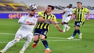 Sivasspor 15. Galibiyetini Fenerbahçe ile aldı