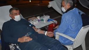 Siverek kan bağışlıyor