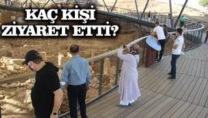 Turistlerin Göbeklitepe'ye ilgisi azalmadı