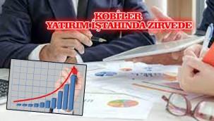 Türkiye'de KOBİLER yatırımda zirveyi gördü