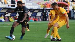 Yeni Malatyaspor: 1 - Kayserispor: 1