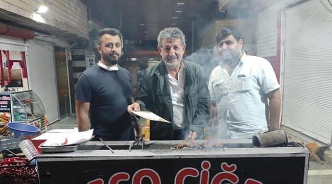 Yönetmen Şavata Suruç'a geldi