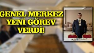 AK Parti Eski İl Başkanına yeni görev!