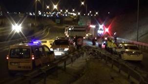Alkollü sürücü kazaya neden oldu: 3 yaralı