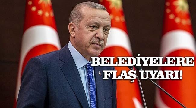 Erdoğan: İhaleleri canlı yayınlayın!