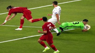 Avrupa şampiyonasında Türkiye mağlup oldu