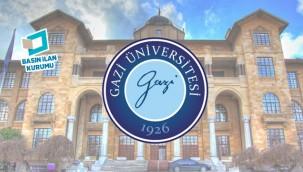 Gazi Üniversitesi öğretim elemanı alacak