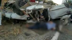 Gaziantep'te trafik kazası: 3 ölü, 3 yaralı
