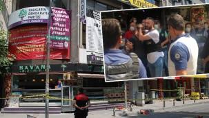 HDP İzmir il binasına saldırı: 1 kişi öldü