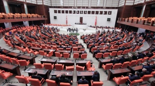 Konkordato ile ilgili hükümler içeren kanun teklifi kabul edildi