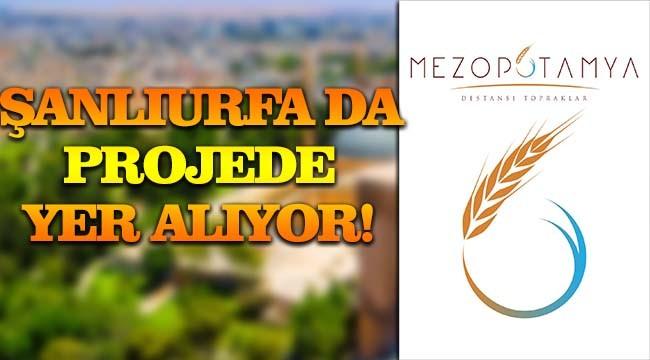 'Mezopotamya' markası hayata geçiyor