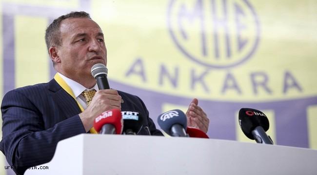 MKE Ankaragücü'nde yeni başkanı belli oldu