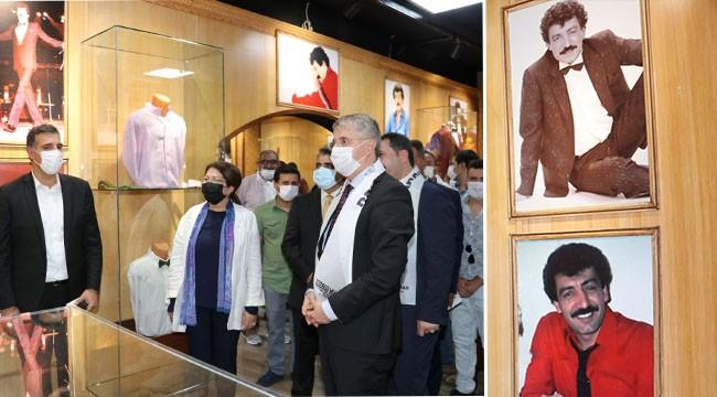 Müslüm Gürses müzesi tekrar açıldı