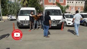 Polise saldıran 3 şahıs tutuklandı