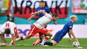 Polonya: 1 - Slovakya: 2