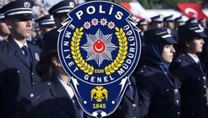 Şanlıurfa emniyetinden kaç polis ayrıldı?