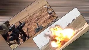Şanlıurfa sınırında bomba yüklü araç imha edildi!