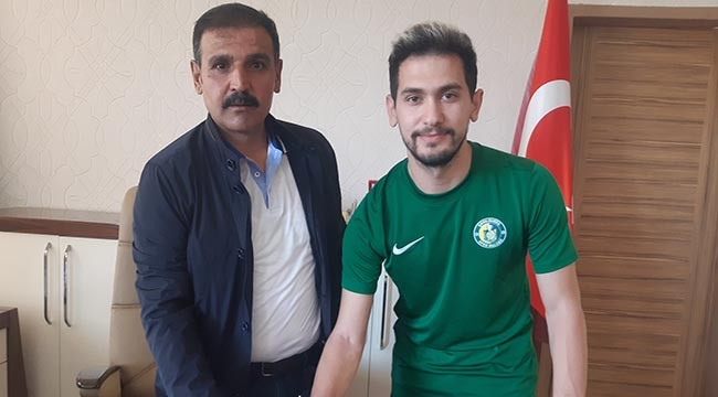 Şanlıurfaspor ilk transferini yaptı