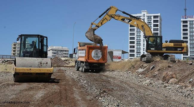 Seyrantepe'de yeni yollar açılıyor