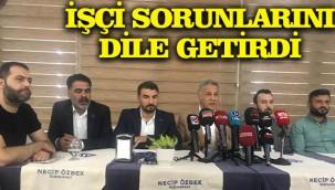 TÜM-İŞ Konfederasyonu bir şube daha açtı!