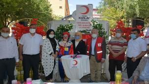 Türk Kızılay'ının kuruluş 153. yıl dönümü kutlandı