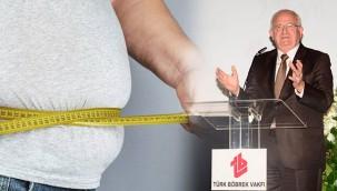 Türkiye'de nüfusun yüzde 34'ü aşırı kilolu