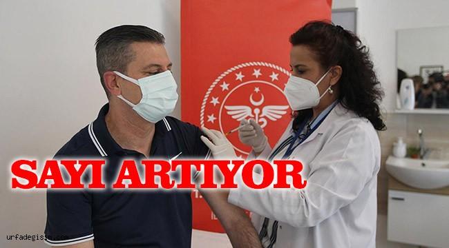 Türkiye'de uygulanan aşı dozu 32 milyona dayandı!