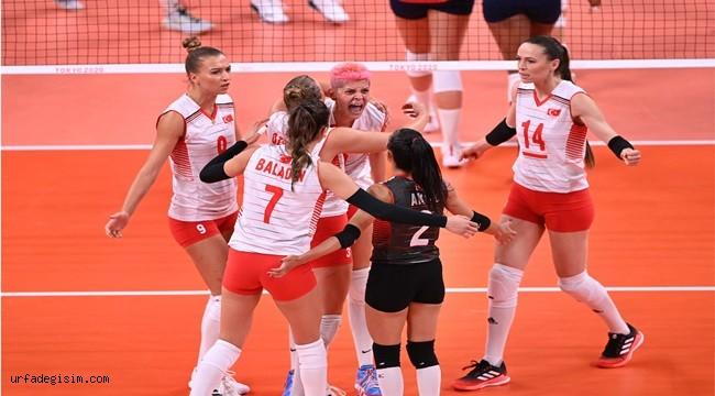 ABD: 3 - Türkiye: 2