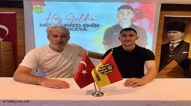 Başakşehir'in genç sağ beki Malatyaspor'da