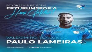 BB Erzurumspor'a yeni transfer