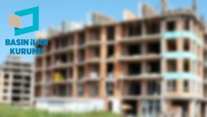 Bina inşaatı ile altyapı ve çevre düzenlemesi inşaatı yaptırılacak