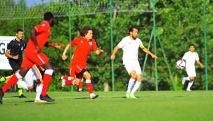 Bursaspor: 1 - Samsunspor: 2