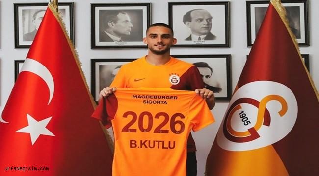 Galatasaray, Kutlu'yu transfer etti