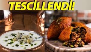 Gaziantep iki yemeğin tescilini aldı!