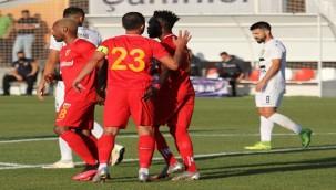 Kayserispor: 1 - Ballkani: 1