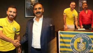 Şanlıurfaspor'a Süper Lig'den iki transfer