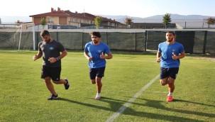 """Stambouli: """"Hedefimiz ligi en iyi yerde bitirmek"""""""