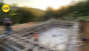 Sulama tesisi inşaatı yaptırılacak