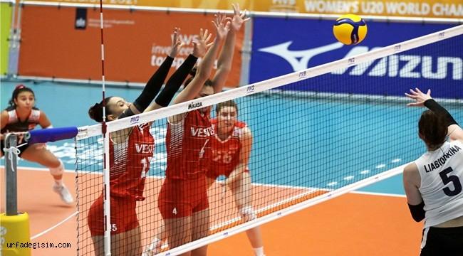 Türkiye: 1 - Belarus: 3