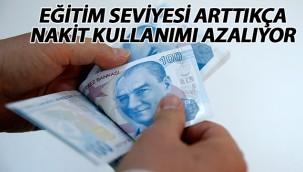 Türkiye'de 'nakit ödeme' önemini koruyacak