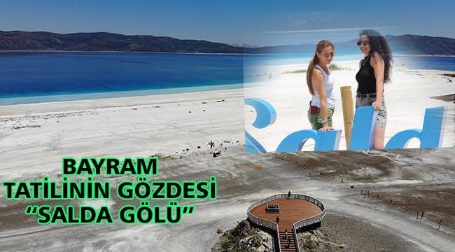 """""""Türkiye'nin Maldivleri"""" ziyaretçi akınına uğradı"""